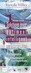 Workshop 1 : Solutions pour bâtiments intelligents
